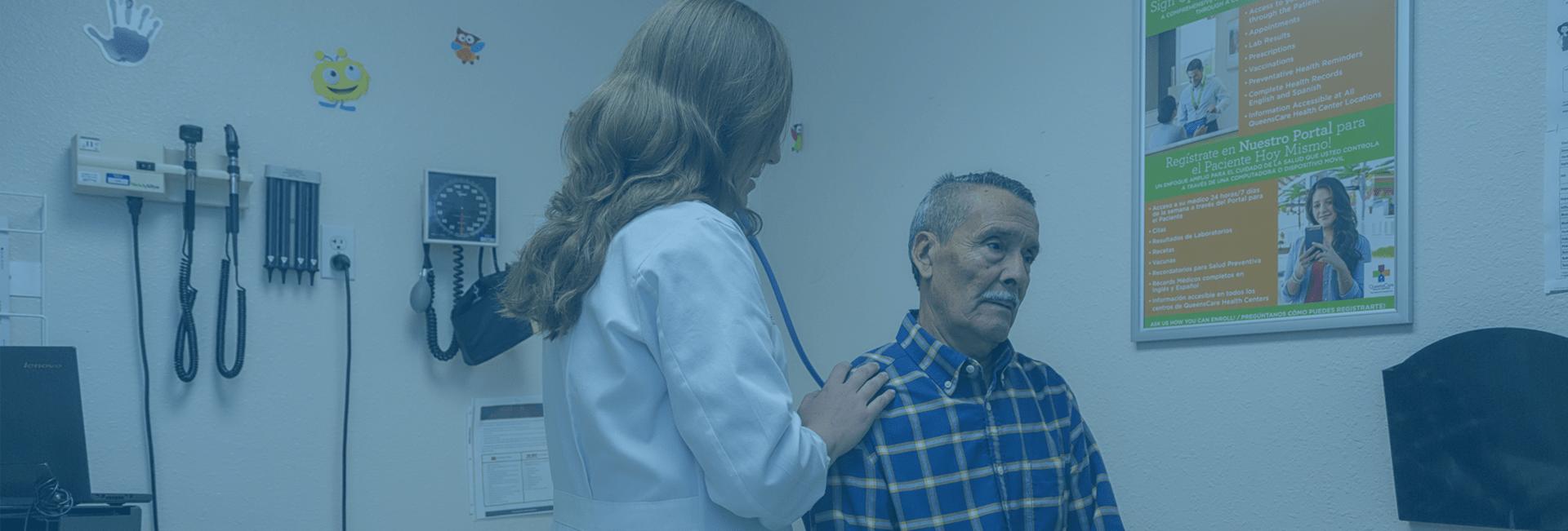 Gestión de la salud de QHC