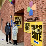 QueensCare and QueensCare Health Centers Join Forces to Conduct COVID-19 Testing